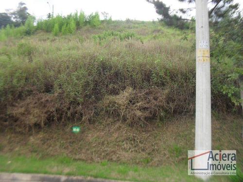 Terreno À Venda, 529 M² Por R$ 265.000,00 - Reserva Vale Verde - Cotia/sp - Te0129