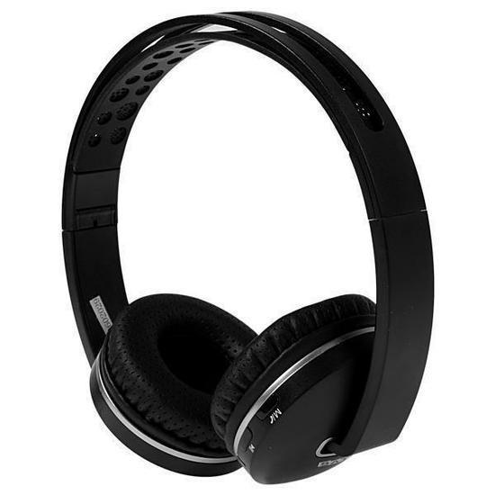 Fone De Ouvido Headset Satellite Ae-867b Bluetooth Preto