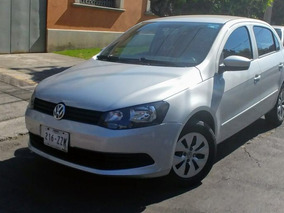 Volkswagen Gol 1.6 Cl I-motion Pe At 5 P 2015