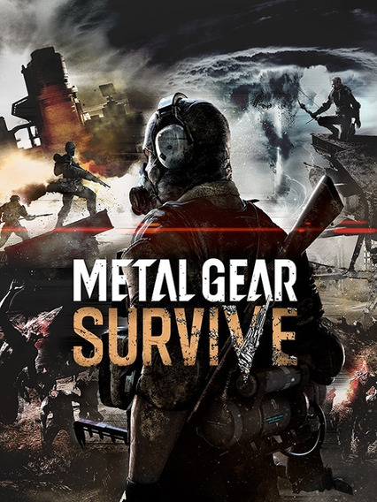 Metal Gear Survive Pc - Steam Key (envio Rápido)