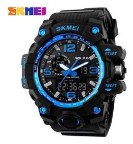 Relógio Masculino Skmei Shock 1155 Prova D