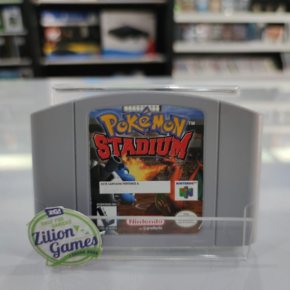 Pokemon Stadium Nintendo 64 Original