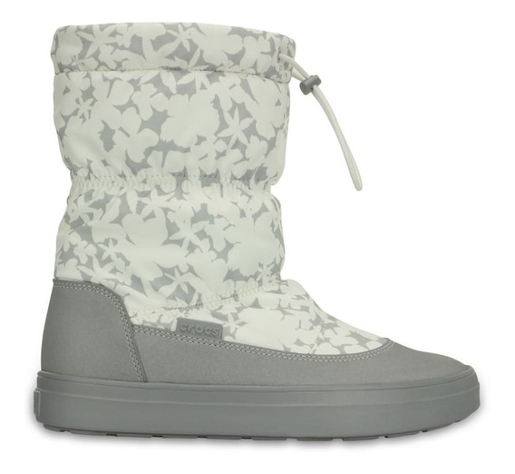 Bota De Lluvia Crocs Lodgepoint Pull On Boot C203422 Asfl70