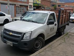 Chevrolet Luv D-max, Estacas, Pública, Sin Pico Y Placa