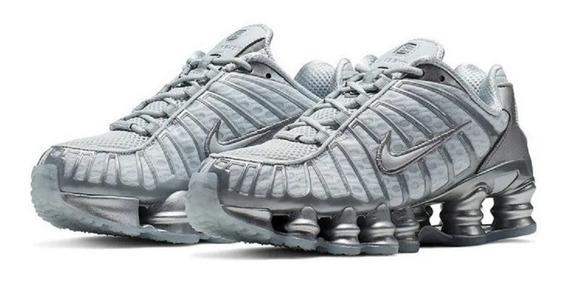 Tênis Nike Shox 12 Molas Num40