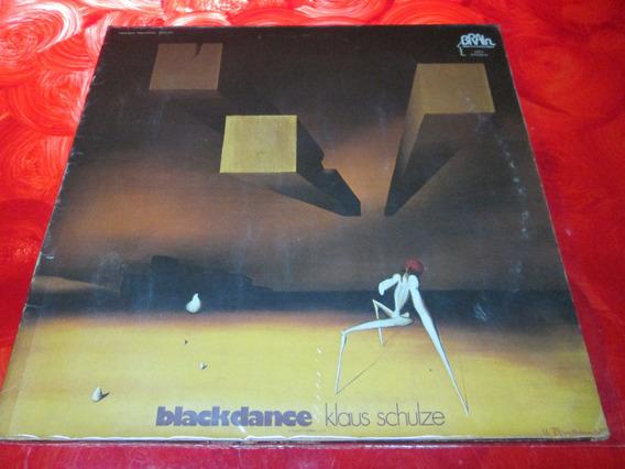Klaus Schulze - Black Dance - Disco Vinilo Lp 1974