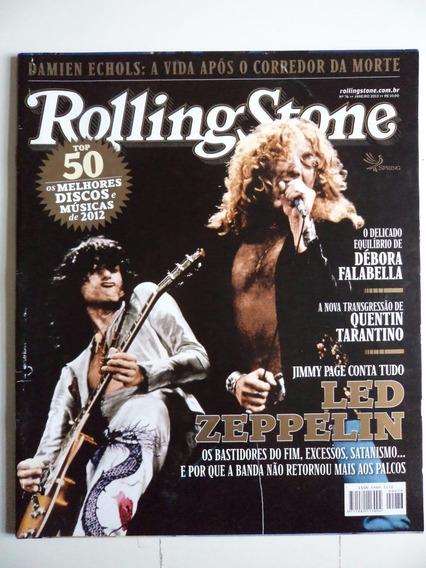 Revista Rolling Stone N 76 - Janeiro De 2013