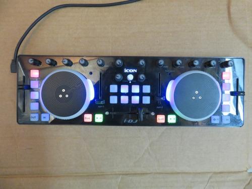 Mini Controlador Dj Usb Icon Idj