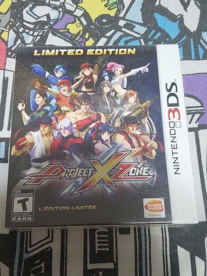 Project X Zone Limited Edition Lacrado