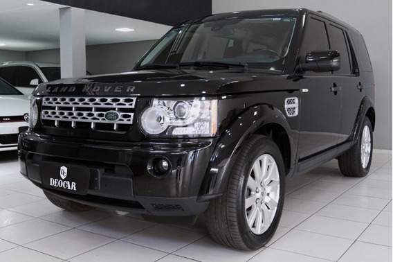 Land Rover Discovery 4 Se 3.0 4x4 7l- 2012/2012