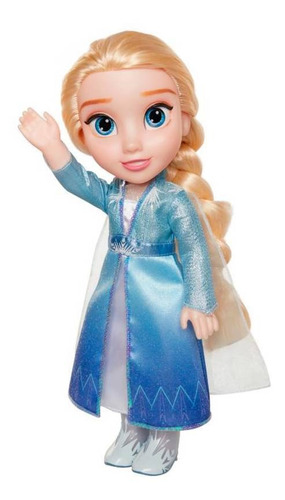 Muñeca Frozen Brilla Muy Bonita Frozen #toyfeliz
