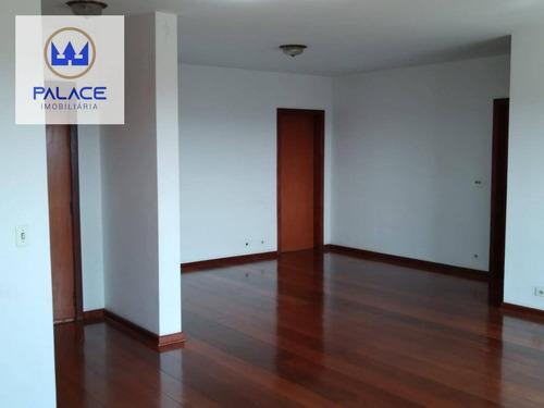 Apartamento Com 3 Dormitórios À Venda, 145 M² Por R$ 790.000,00 - São Dimas - Piracicaba/sp - Ap0790