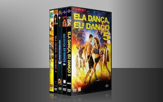 Ela Dança Eu Danço Coleção Completa Em Hd - Midia Digital