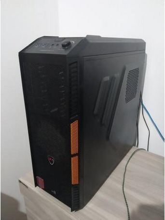 Pc Gamer I3 8100 Gtx 1060 Ssd 120gb 8gb Ram
