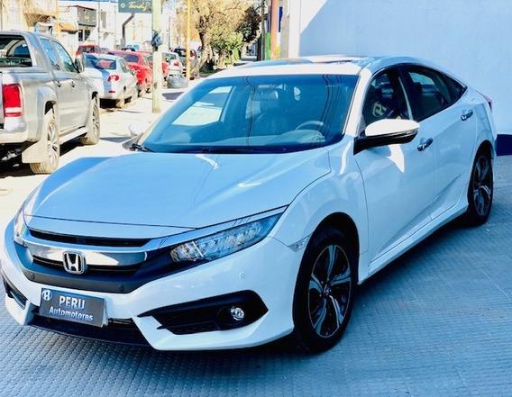 Honda Civic Ext 1.5n Turbo Km 13.000 2017
