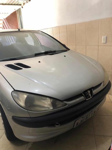 Peugeot 206 1.4 Sensation Flex 5p 2007