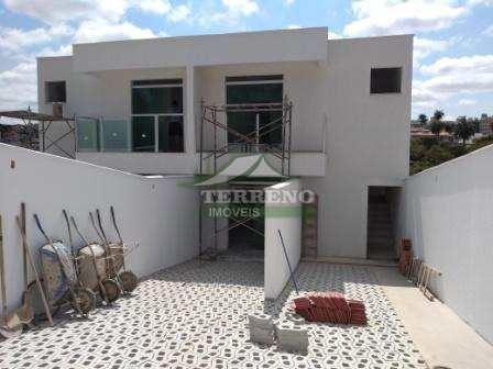 Casa Com 2 Dorms, Vale Das Orquídeas, Contagem - R$ 205 Mil, Cod: 207 - V207