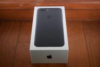 Celular Libre Apple iPhone 7plus 256gb Nuevo