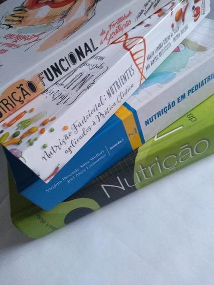 Livro Nutrição Materno Infantil - Diversos