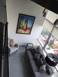 Rento Apartamento Amueblado Insurgentes Sur Aaa