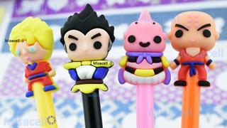 Kit 12 Plumas Dragon Ball Casi-funko :)