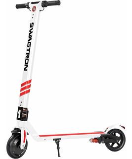 Scooter Eléctrico Plegable Con Control De Cruce Swagger