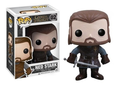 Funko Pop Game Ofthrones 02 Ned Stark