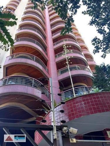 Imagem 1 de 27 de Apartamento Com 3 Dormitórios À Venda, 113 M² Por R$ 750.000,00 - Tatuapé - São Paulo/sp - Ap5801
