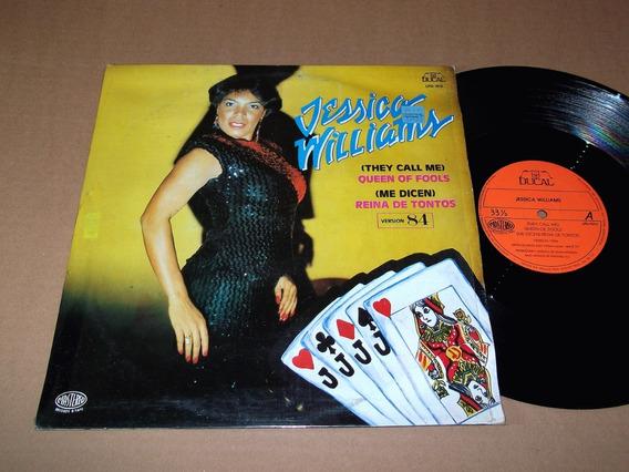 Jessica Williams Queen Of Fools Ver 1984 Reina De Tontos Lp