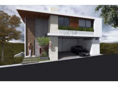 Pre-venta Hermosa Casa Con Vista A La Ciudad,cuenta Con Vigilancia Las 24 Hrs