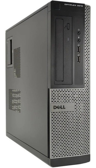 Pc Dell Optiplex 3010 I5 3550 8gb Ram Hd 500gb Nfe Garantia