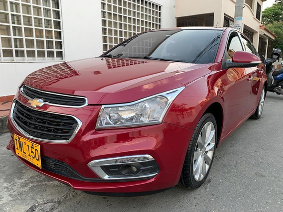 Chevrolet Cruze 2016 Hermoso Bien Cuidado Todo Al Dia