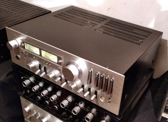 Amplificador Integrado Aiwa Modelo 8700 No Sansui Ni Pioneer