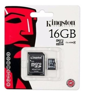 Cartões De Memória 16 Gb, Kingston E Sandisk 100% Originais!