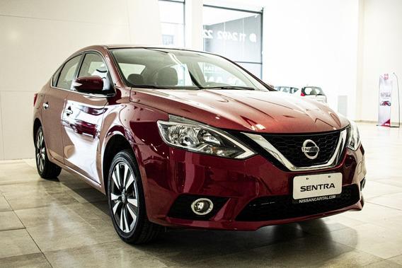 Nissan Sentra 1.8 Exclusive Cvt Automatico 0km