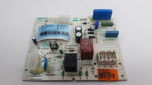 Controle Eletrônico Placa Brastemp 127v 326063223 Brm44d