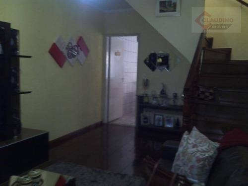 Sobrado Residencial À Venda, Vila Matilde, São Paulo - So0994. - So0994