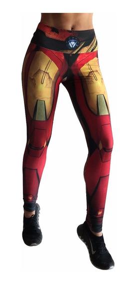 Calza De Dama Iron Man Ranwey Xr0011