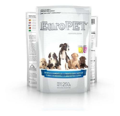 Leche Europet 250gr Sustituto Lacteo Perro Desde Nacimiento