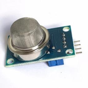 Módulo Sensor Mq-4 Mq4 Gás Metano Butano Glp Fumaça Arduino