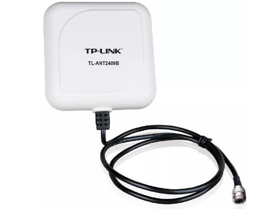 Antena Direccional Tp-link Tl-ant2409b 2.4ghz 9db Tipo N