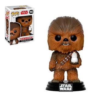 Figura Funko Pop Star Wars - Chewbacca 195