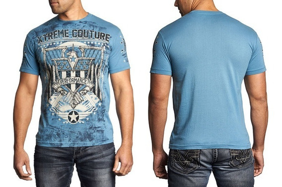 Remera Xtreme Couture Voyager