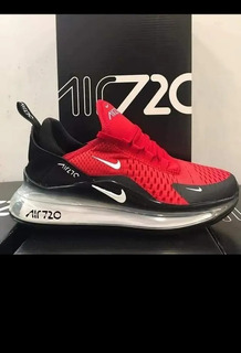 manga siesta Loza de barro  Tenis Nike 270 Negros Con Rojo en Mercado Libre México