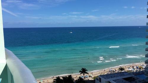 Depto. Hollywood, Miami. Sobre La Playa!!!