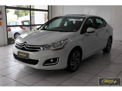 Citroën C4 Lounge 1.6 Exclusive Thp