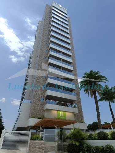 Venda Canto Do Forte, Praia Grande 2 Dormitórios Sendo 1 Suíte, 1 Sala, 1 Banheiro, 1 Vaga - Ap01434 - 32368656