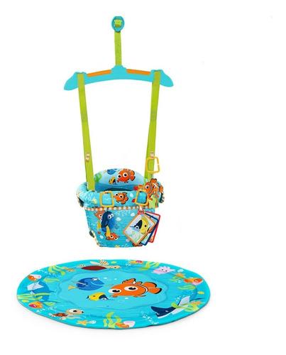 Jumper Nemo Bebe Bright Starts Saltarin Columpio Alfombra