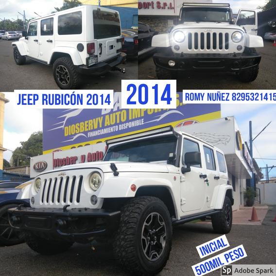 Jeep Jeep Rubicon Americano
