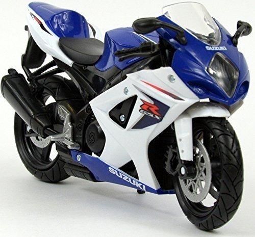 Moto Suzuki Gsxr-1000 Mod 2008 1:12 .. En Magimundo !!!!!